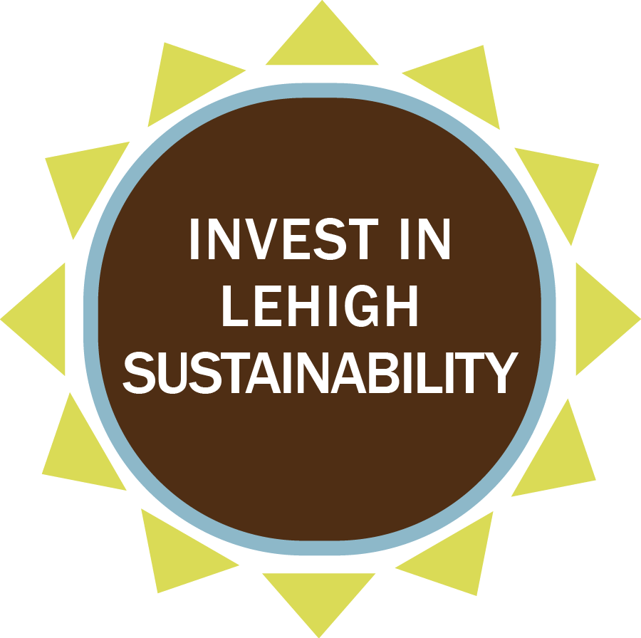 Invest in Lehigh Sustainability