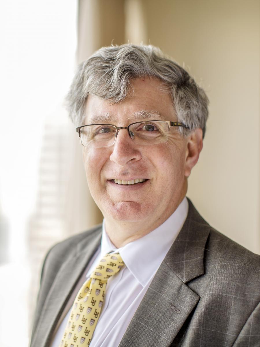 Lehigh President John Simon