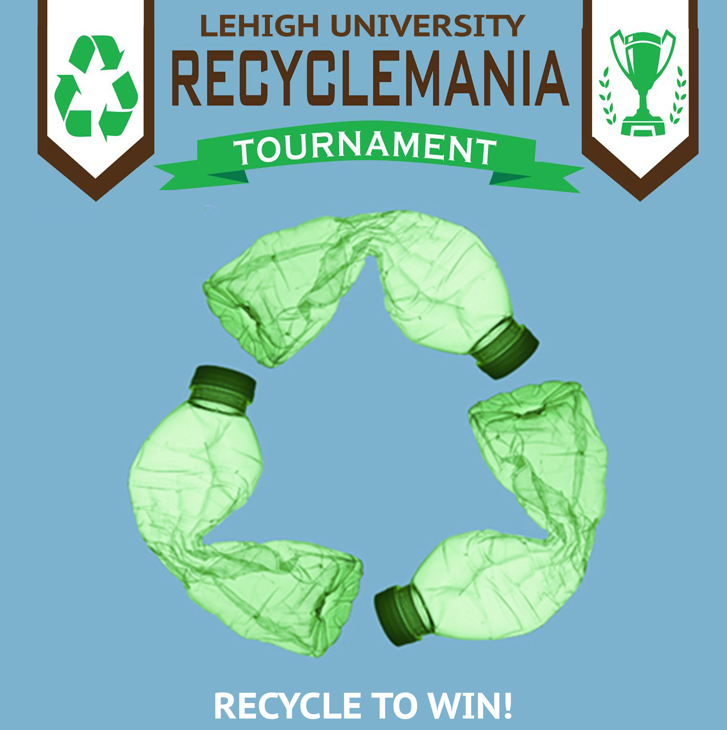 Recyclemania poster